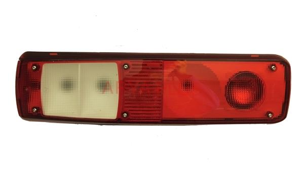 تصویر چراغ خطرعقب سمت راننده