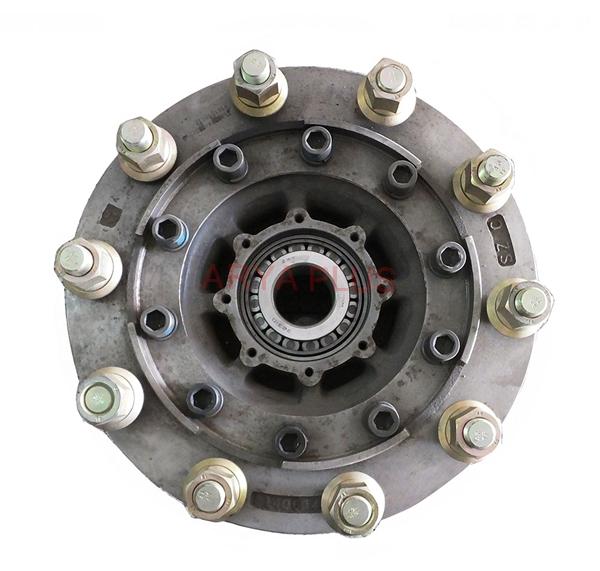 تصویر توپی چرخ جلو C&C